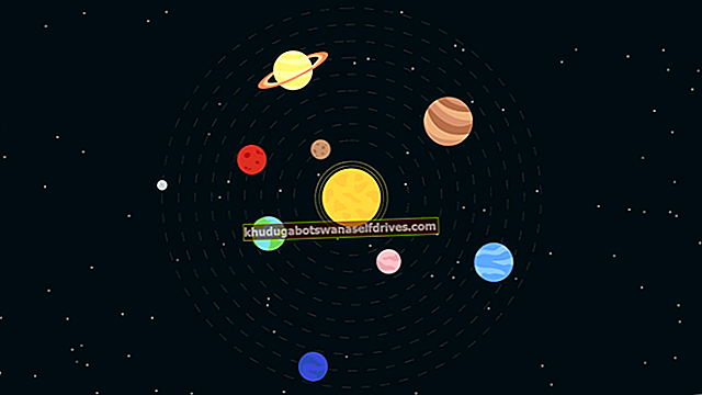 מערכת שמש וכוכבי לכת - תיאור, מאפיינים ותמונות