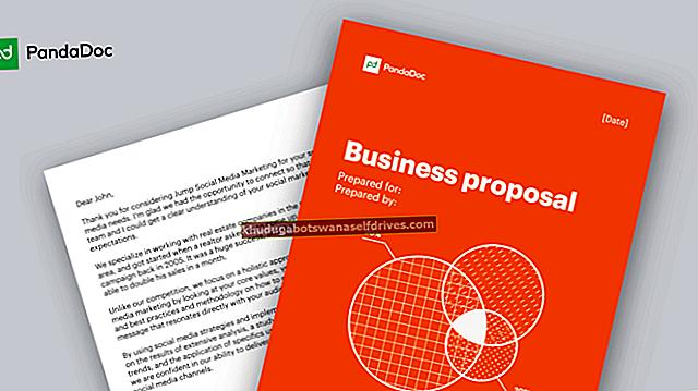 דוגמאות להצעות עסקיות מלאות אחרונות 2020 (תחומים שונים)