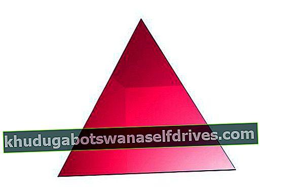 Formelen for omkretsen av en trekant (forklaring, spørsmål og diskusjon)