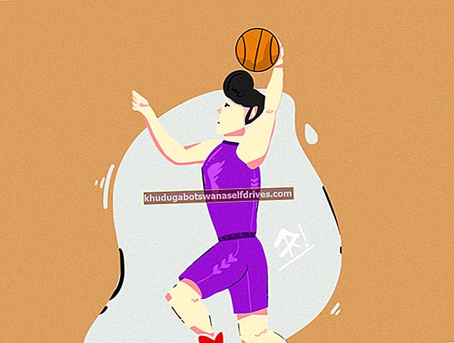 טכניקות בסיסיות במשחקי כדורסל