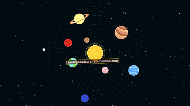 מאפייני כוכבי לכת במערכת השמש (FULL) עם תמונות והסברים