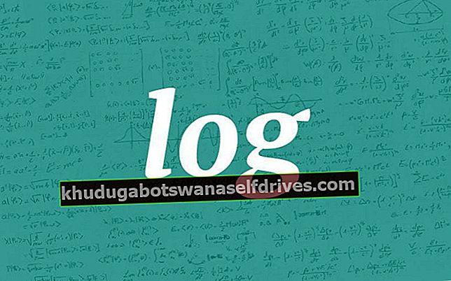 מאפיינים לוגריתמיים מלאים יחד עם שאלות לדוגמא ודיון