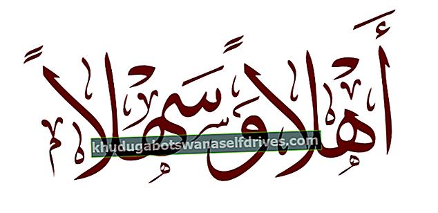 Ahlan Wa Sahlan - משמעות ותשובות (השלם)