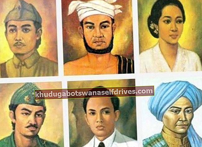 20+ גיבורים לאומיים: שמות, ביוגרפיות ותמונות