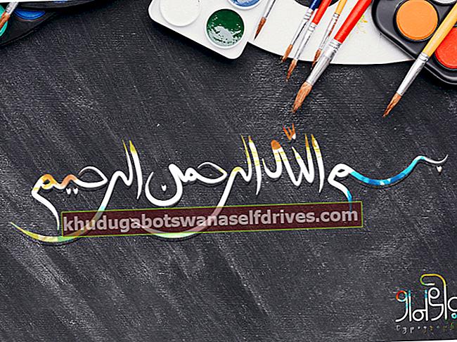 ביסמילה: ערבית, לטינית ומשמעותה + סדר העדיפויות שלה