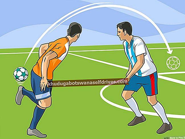 טכניקות כדורגל בסיסיות (+ ציורים): כללים, טכניקות וגודל שטח
