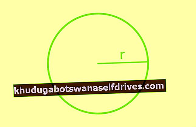 Formula območja kroga (FULL) + primeri problemov in razprava