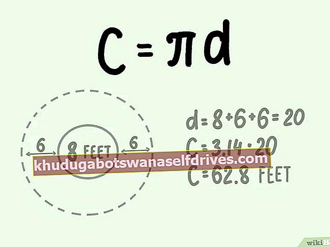 הנוסחה להיקף המעגל (FULL) + דוגמה להיקף המעגל