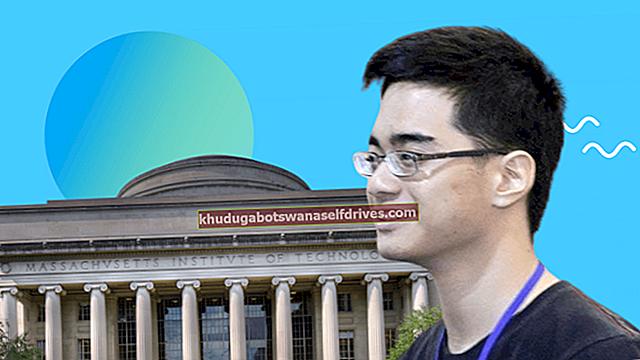 ראיינו את מייקל גילברט, צעיר עולמי שלומד כיום ב- MIT