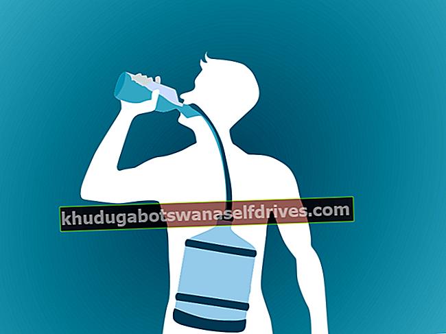 Izkazalo se je, da voda, ki je res čista, ni dobra za telo
