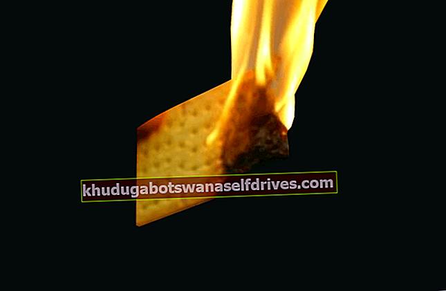 אוכל שנשרף לא אומר אוכל מסוכן