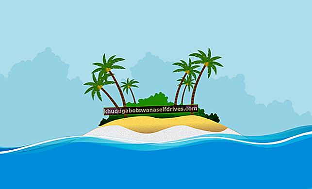 כיצד מים שטוחים יכולים לכסות כדור הארץ כדורית?