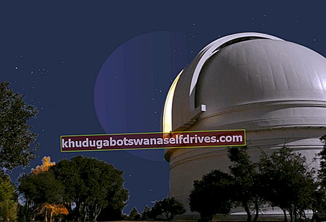 מדוע טלסקופים בנויים על ראש ההרים, ולא במדבר שטוח?