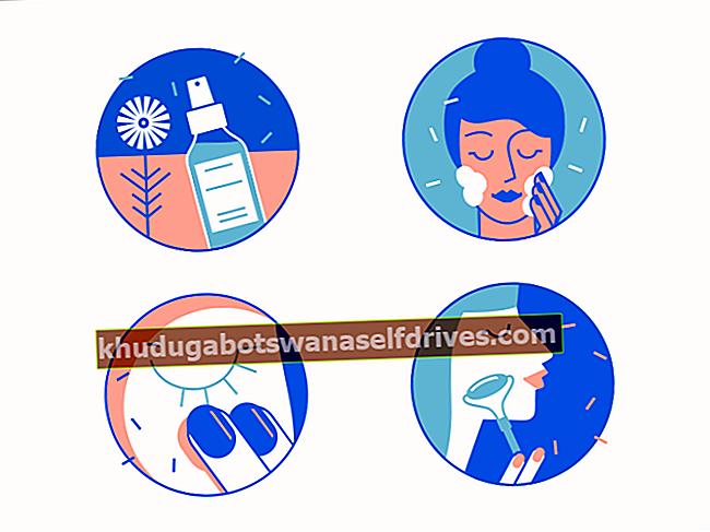 10+ sestavin naravne maske za obraz in kako jih narediti